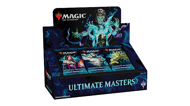 MTG Ultimate Masters Announced