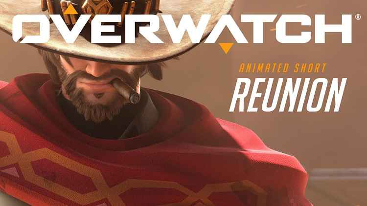 "Overwatch Animated Short ""Reunion"""