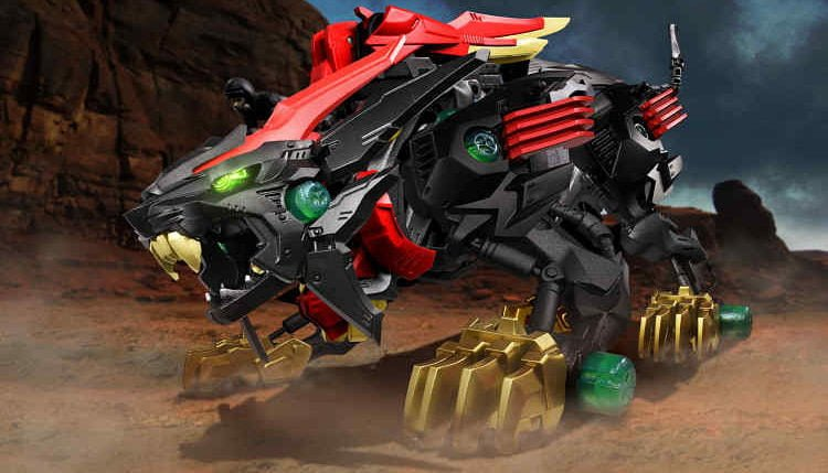Zoids Wild: King of Blast Teaser Trailer