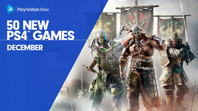 PlayStation Now Getting 50 New Games