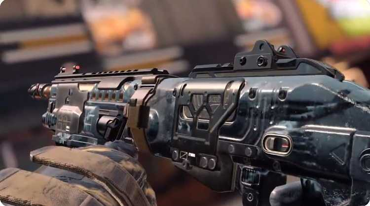 New Shotgun Camo Shown in Latest Black Ops 4 Video
