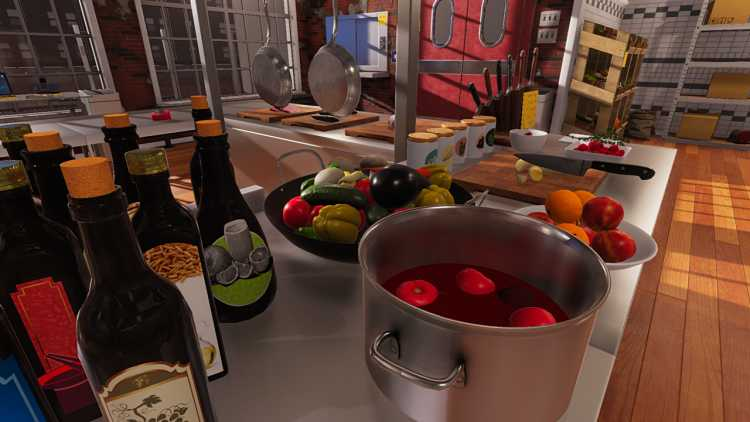 Cooking Simulator Announced