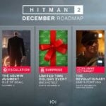 Hitman 2 content roadmap shows off new Elusive Targets and other content