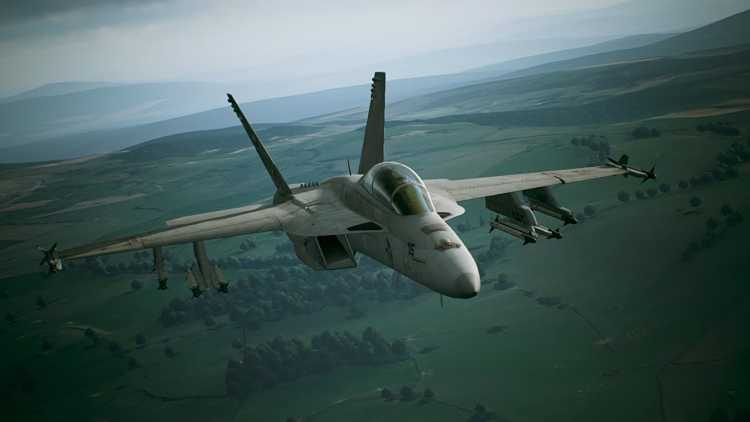 Ace Combat 7: Skies Unknown releases great launch trailer