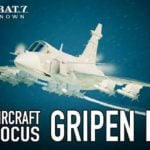 Ace Combat 7: Skies Unknown Gripen E aircraft focus trailer