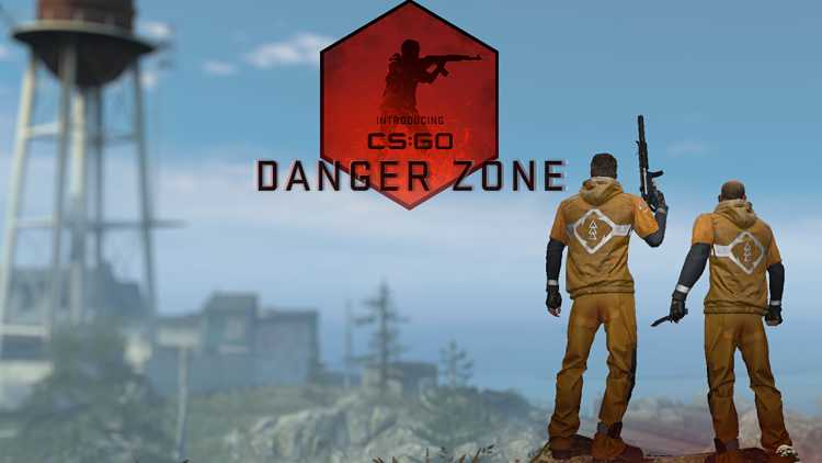 "Counter-Strike: Global Offensive Adds Battle Royale Mode ""Danger Zone"""