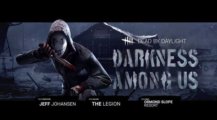 Dead by Daylight Darkness Among Us Adds Legion Killer