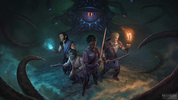 Pillars of Eternity II: Deadfire Forgotten Sanctum Launch Trailer