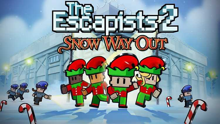 The Escapists 2's Snow Way Out Update