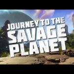 Journey To The Savage Planet revealed at The Game Awards