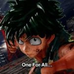 Jump Force confirms Deku from MHA and Asta from Black Clover