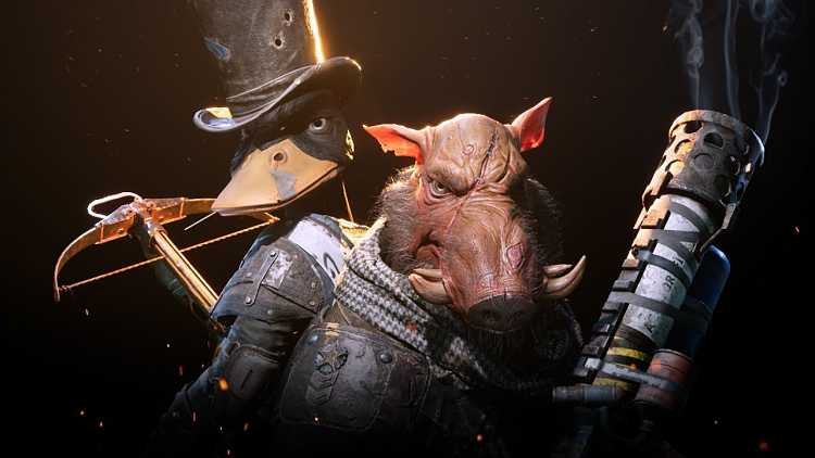 Check out the crazy Mutant Year Zero: Road to Eden launch trailer