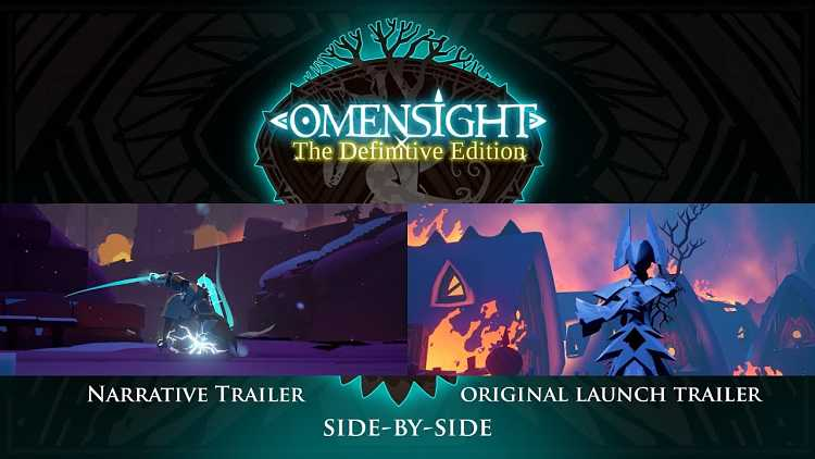 Omensight: Definitive Edition launches on Switch