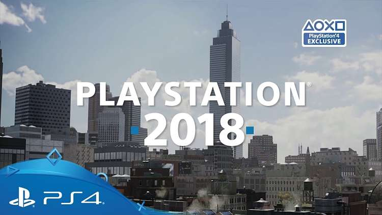 2018 Playstation Highlights Trailer