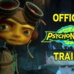 Psychonauts 2 shows up with a surprise, a new trailer and release date