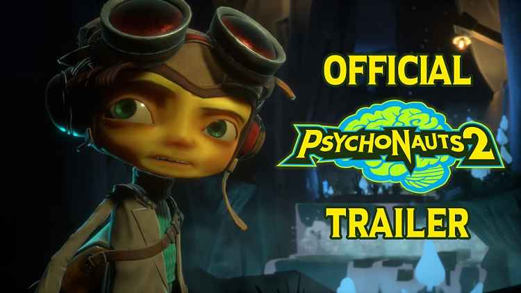 Psychonauts 2 Will Release in 2019