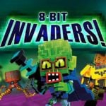 8-Bit Invaders! releases new action-heavy gameplay trailer