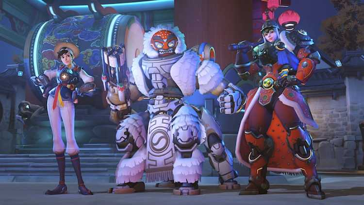New Overwatch Skins 2020.Overwatch Lunar New Year Skins Revealed By Blizzard