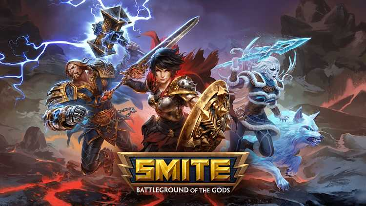 SMITE makes the jump to Switch