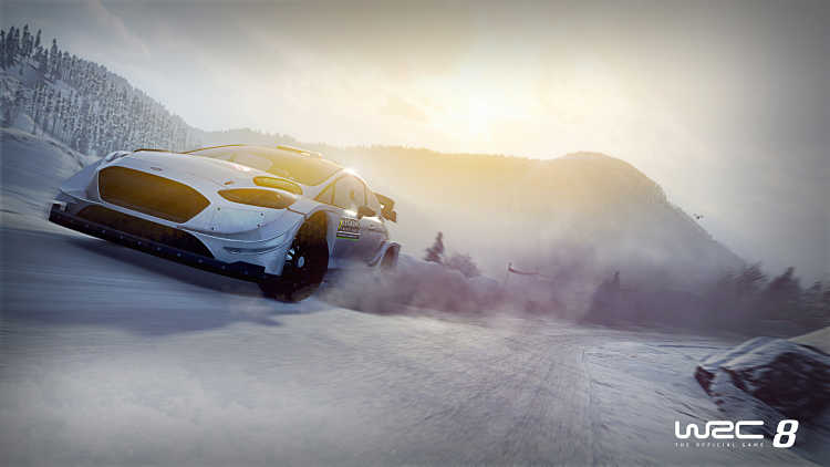 WRC 8 is racing back onto the track with a new release