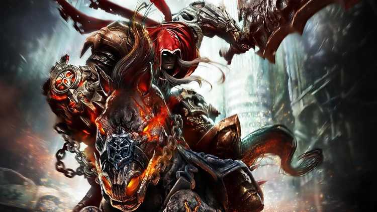 Darksiders: Warmastered Edition Heading to Switch
