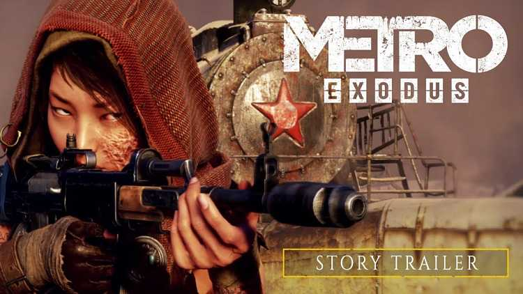 c99a5612dc3ff4 Metro Exodus releases documentary commemorating 4A s history and their new  game