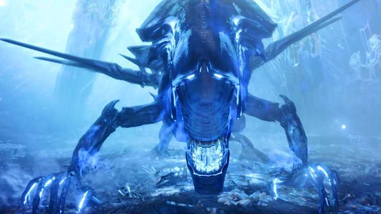 New mod brings Xenomorph Queen from Alien to Monster Hunter World