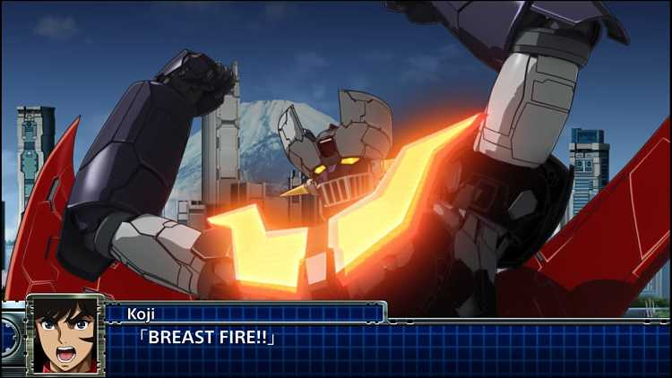 Super Robot Wars T Gameplay Trailer