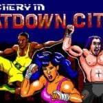Treachery in Beatdown City brings in retro brawler style later this year