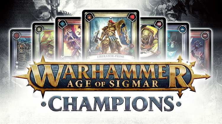 Warhammer Age Of Sigmar: Champions Coming to Switch and PC