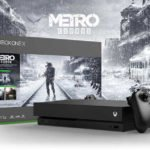 There's an Xbox One X bundle coming for the Metro games