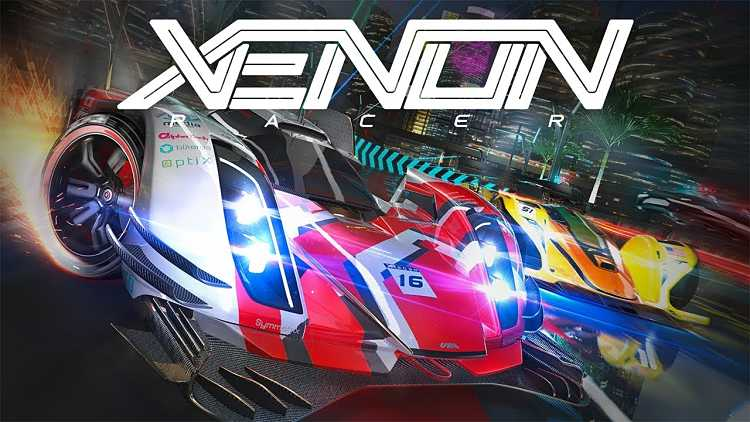 Xenon Racer Gameplay