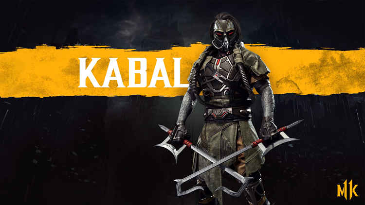 Mortal Kombat 11 Kabal Revealed