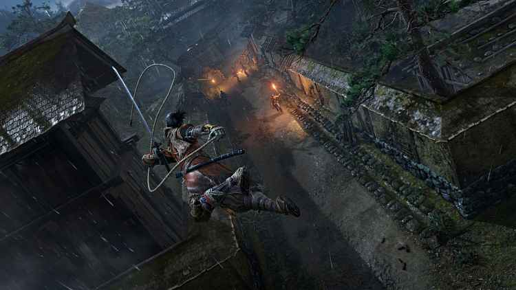 Sekiro: Shadows Die Twice Chained Ogre Boss