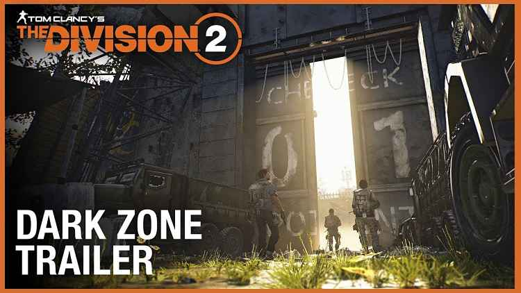 The Division 2 Dark Zones Trailer