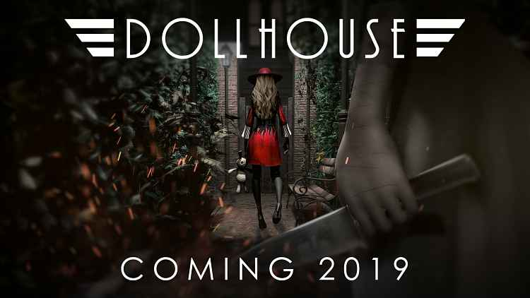 Horror Game Dollhouse's Story Trailer