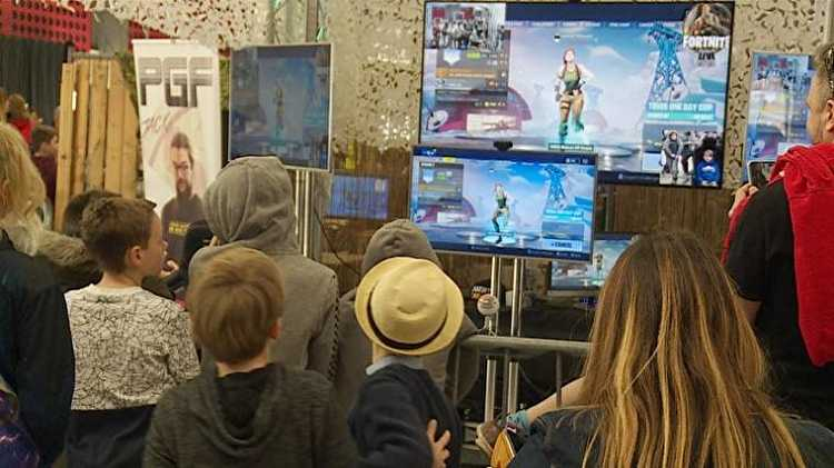 Fortnite Live Norwich Disaster