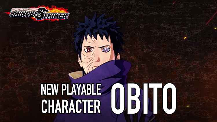 Naruto to Boruto: Shinobi Striker Obito DLC