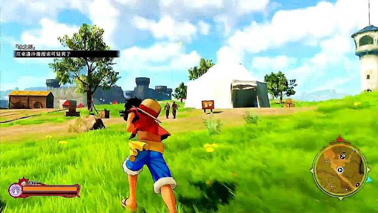 One Piece: World Seeker shows off game world in new trailer