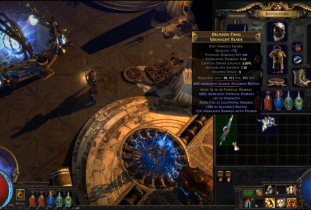 Path of Exile Synthesis Rares