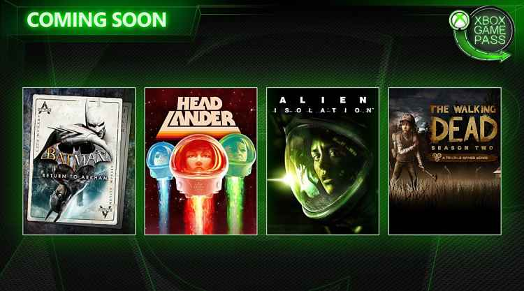 Xbox Game Pass February 2019 Part 2