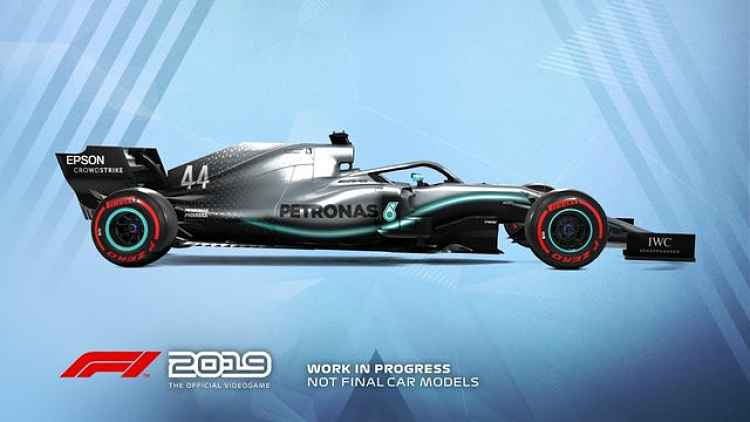 F1 2019 patch 1.07 adds support for NVIDIA DLSS and AMD FidelityFX