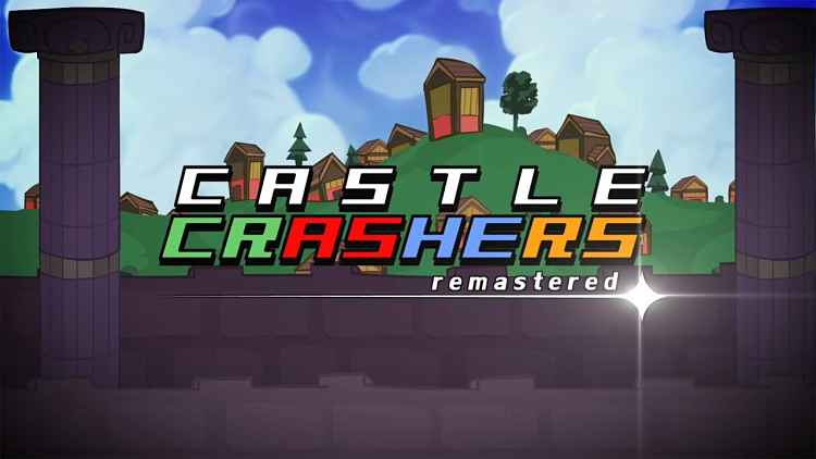 Castle Crashers Remastered Coming to PS4 and Switch