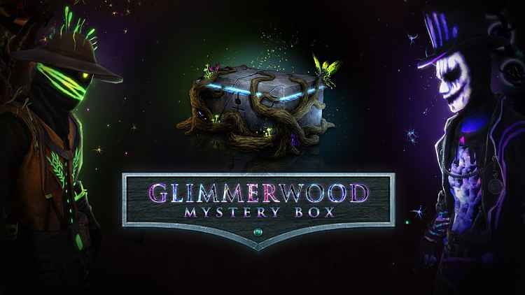Glimmerwood Mystery Box