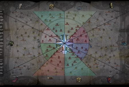 Path of Exile Synthesis Atlas