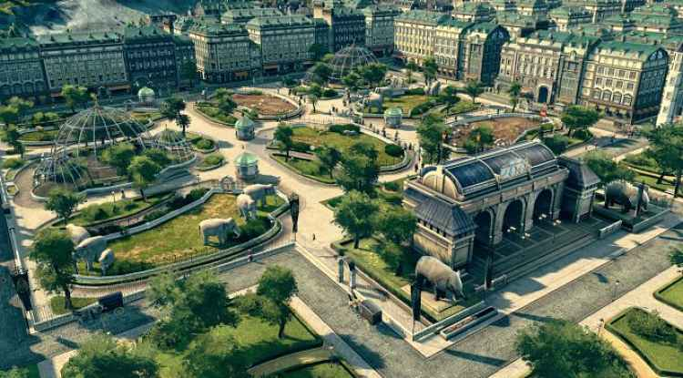 Anno 1800 Update 6.1 fixes crashes, full patch notes