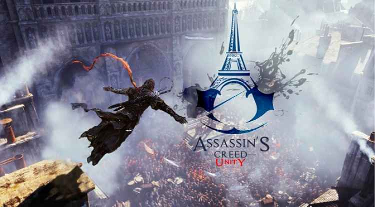 Assassin's Creed Unity hit with positive review bomb on Steam