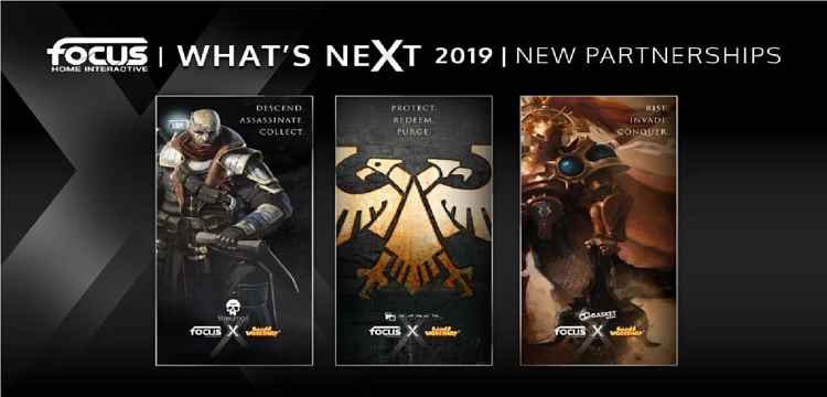 Games Workshop and Focus Home Interactive Making New Games