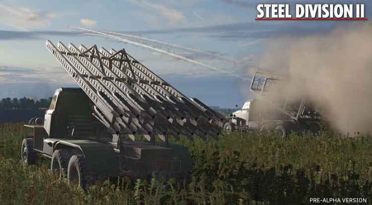 Steel Division 2 Has Been Delayed to June