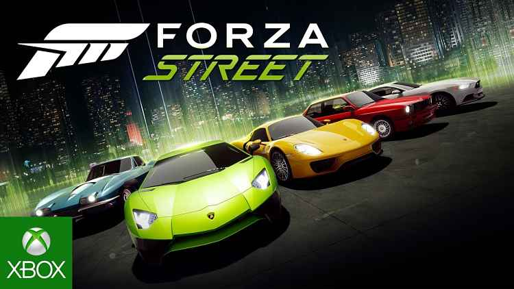 Forza Street Launches on Windows 10